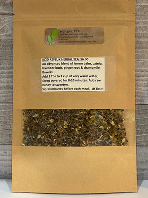 Herbal Tea - Acid Reflux