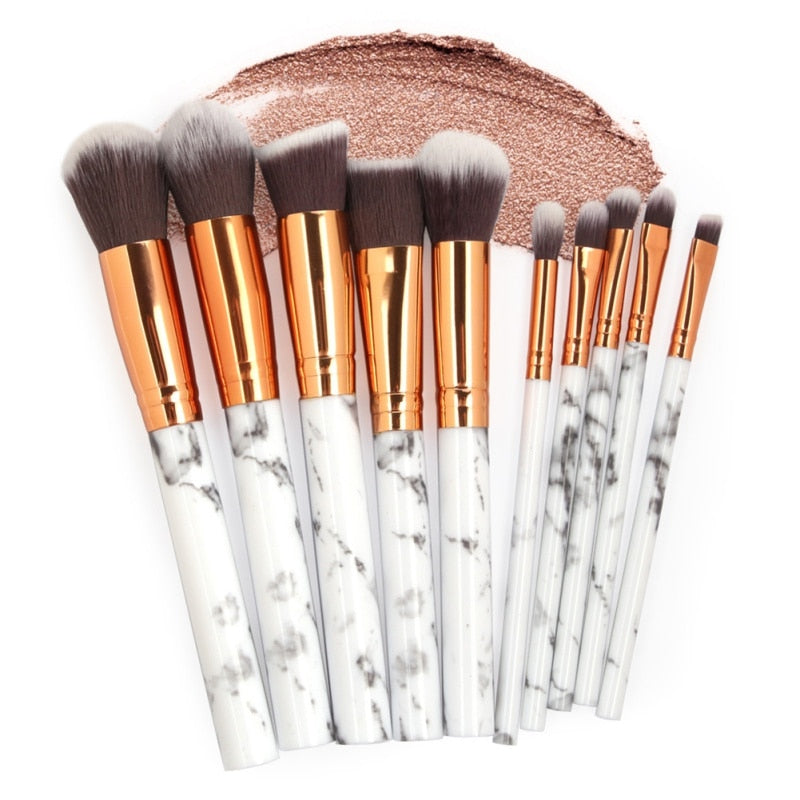 'Marbella' Brush Set