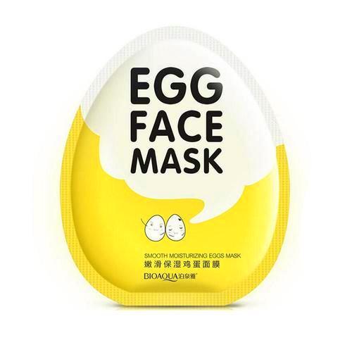 Egg Sheet Face Mask - Clarcias