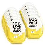 Egg Sheet Face Mask