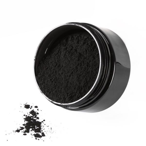 100% Flawless Natural Activated Charcoal Teeth Whitening - Brighter Whiter