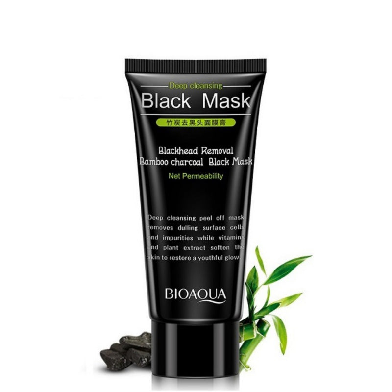 Bamboo Charcoal Blackhead Face Mask - Clarcias