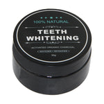 Charcoal Whitening Powder