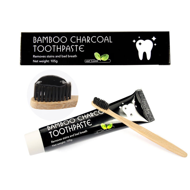 Whitening Charcoal Toothpaste