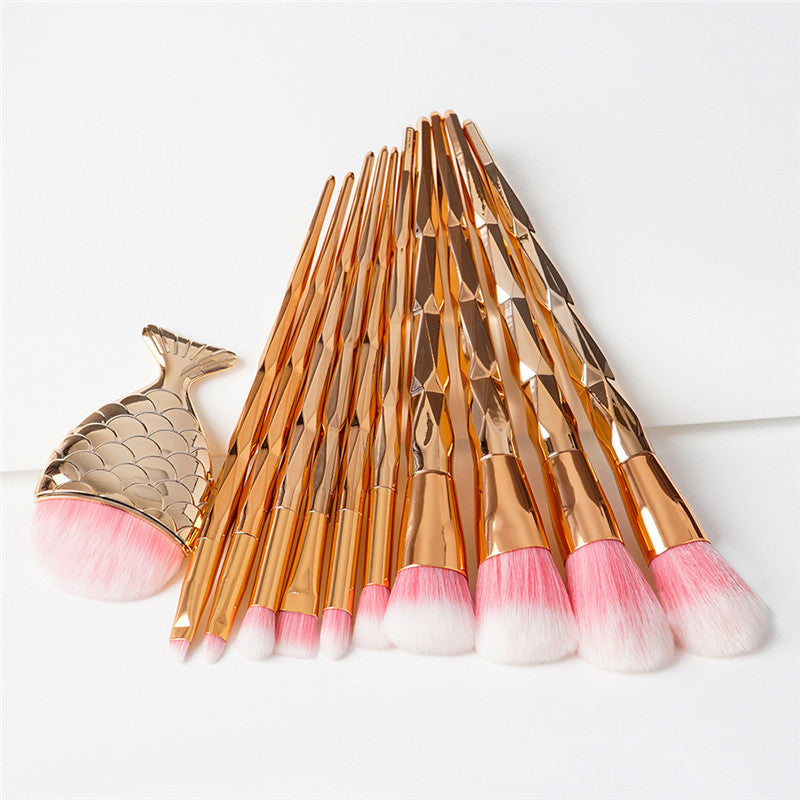 'Calm Radiance' Brush Set - Clarcias