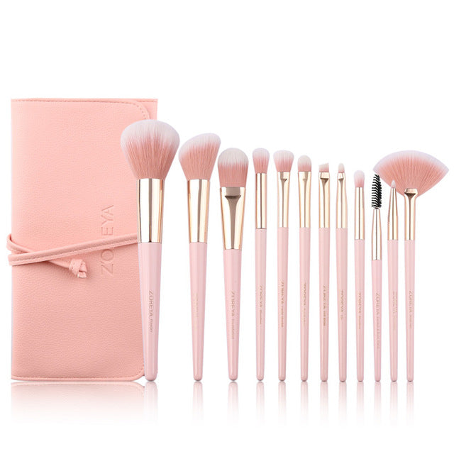 'Pinkity' Brush Set - Clarcias