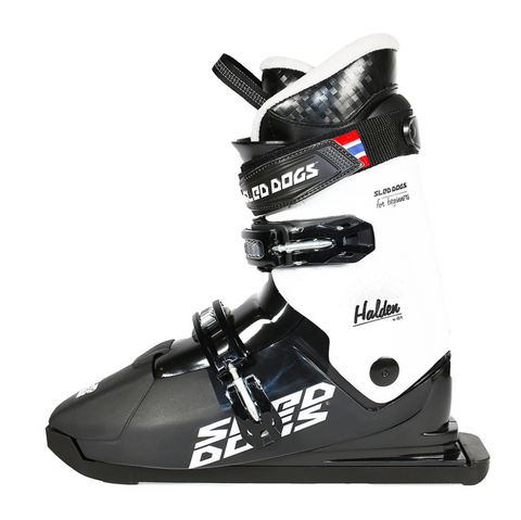 HALDEN – FOLLOW YOUR INSTINCT - Sled Dogs Snowskates USA - USA Sled Dogs - Beginner Snowskate