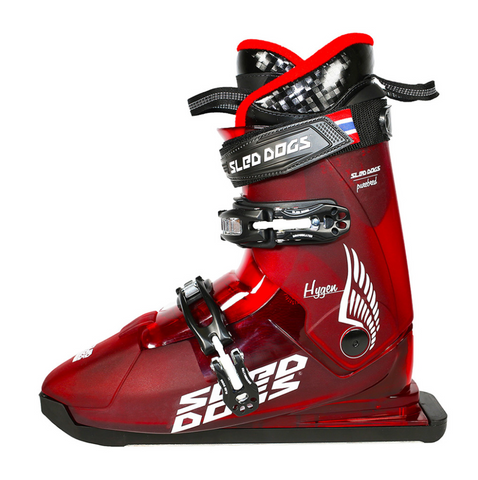 HYGEN – ONE STEP AHEAD - Sled Dogs Snowskates USA - Performance Snowskates - Speed - USA Sled Dogs