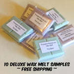 Sampler Wax Melt Pack - Free Shipping