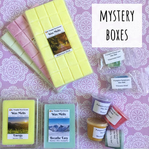 Wax Melt Mystery Boxes