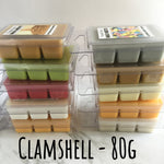 Ginger & Coconut Wax Melts