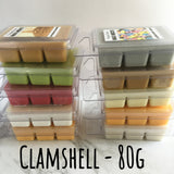 Ginger & Black Orchid Wax Melts