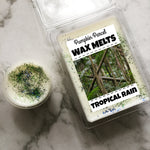 Tropical Rain Wax Melts