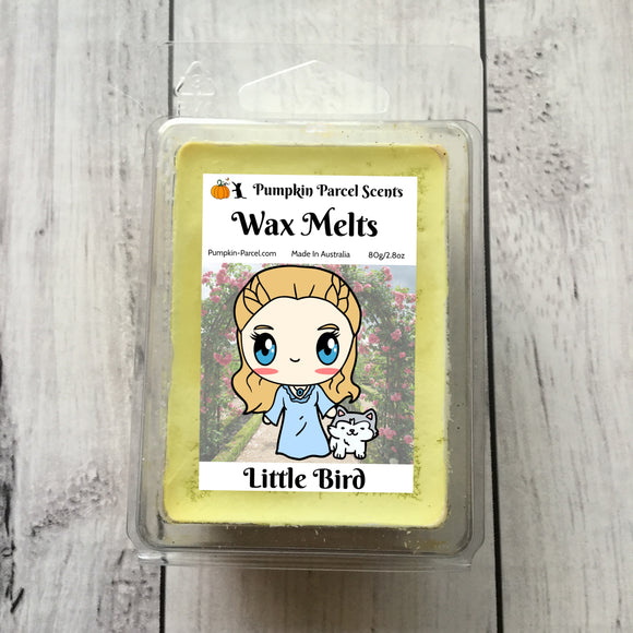 LITTLE BIRD - Sansa Wax Melts