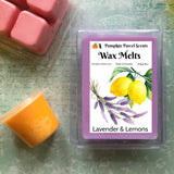 Lavender & Lemon Wax Melts