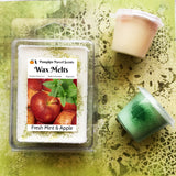 Fresh Mint & Apple Wax Melts