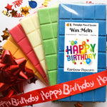Birthday Wax Melt Gift Box