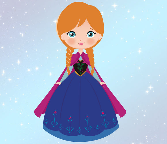 Princess Anna Wax Melts