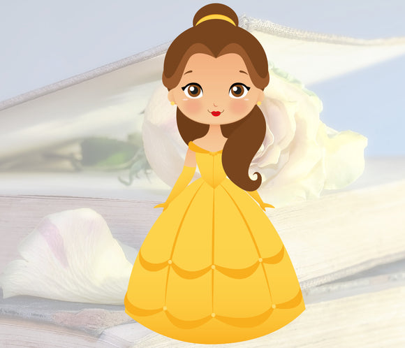 Princess Belle Wax Melts