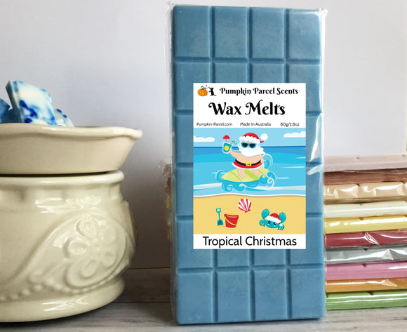 Tropical Christmas Wax Melts