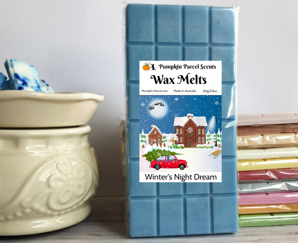 Winters Night Dream Wax Melts