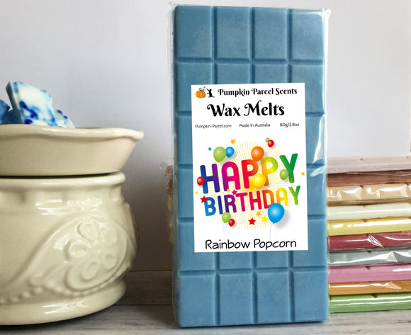 Happy Birthday Wax Melts