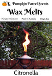 Citronella Wax Melts