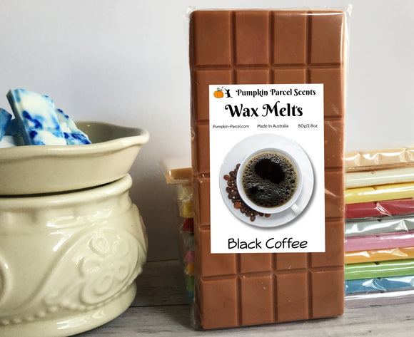Hot Coffee Wax Melts