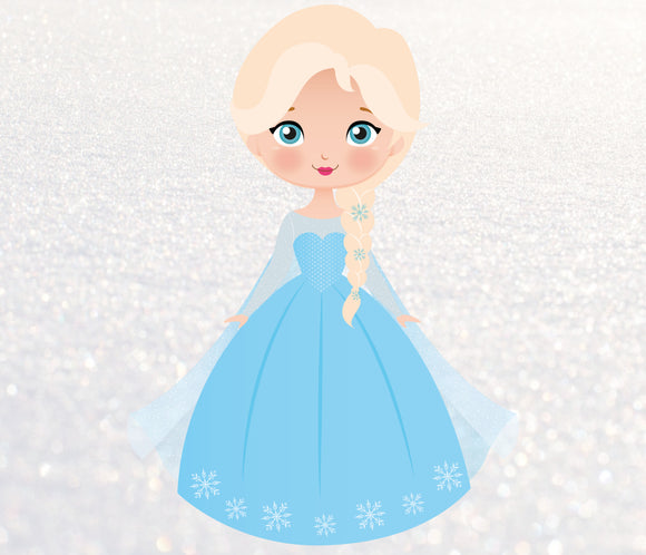 Princess Elsa Wax Melts