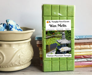 Tibetan Mountain Temple Wax Melts