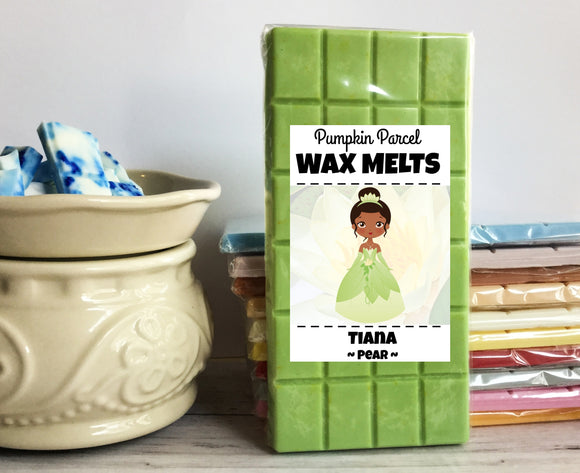 Princess Tiana Wax Melts