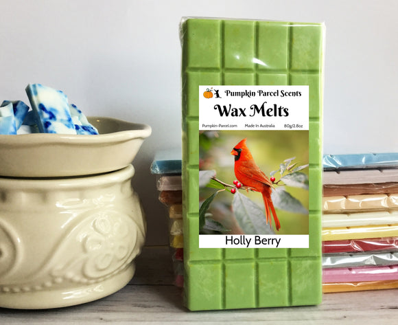 Holly Berry Wax Melts