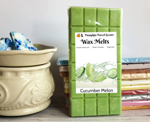 Cucumber Melon Wax Melts