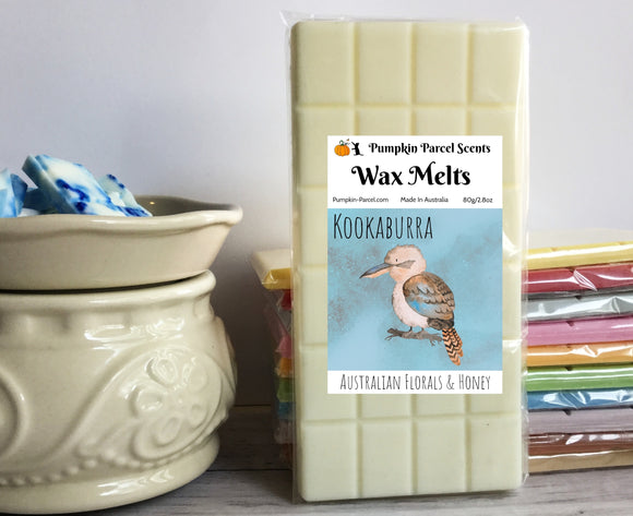 Kookaburra Wax Melts
