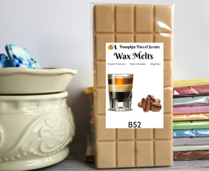 B52 (Coffee & Alcohol Drink) Wax Melts