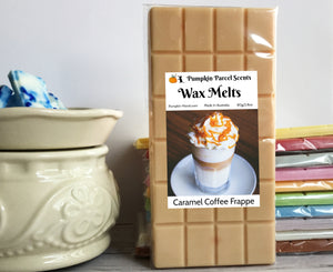 Caramel Coffee Frappe Wax Melts