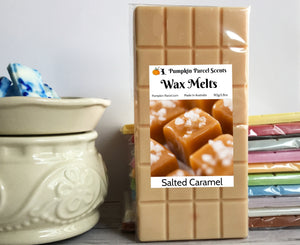 Salted Caramel Wax Melts