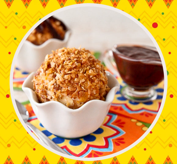 Mexican Fried Ice Cream Wax Melts