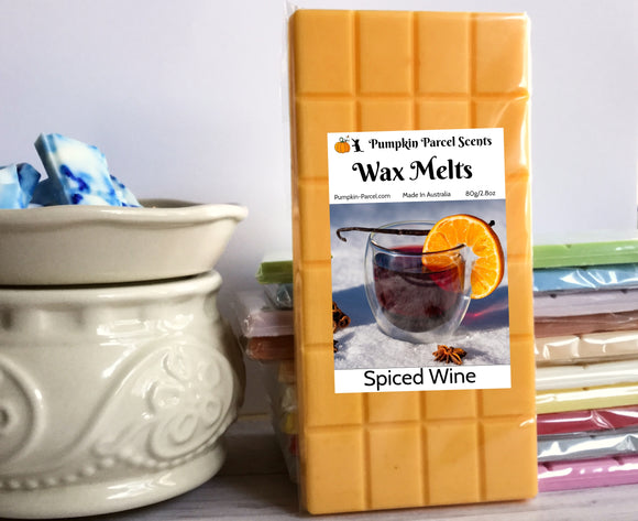 Spiced Wine Wax Melts