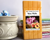 Nectarine Blossom & Honey Wax Melts - inspired by the perfume