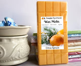 Citrus Spruce Wax Melts
