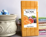 Fig & Melon Wax Melts