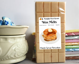Maple Syrup Pancakes Wax Melts