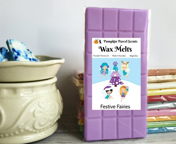 Festive Fairies Wax Melts