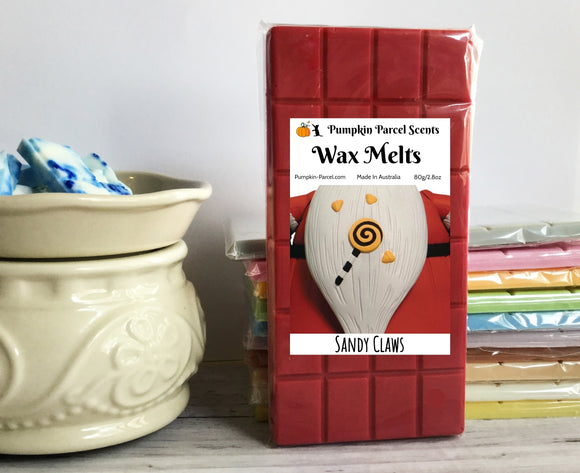 Sandy Claws Wax Melts