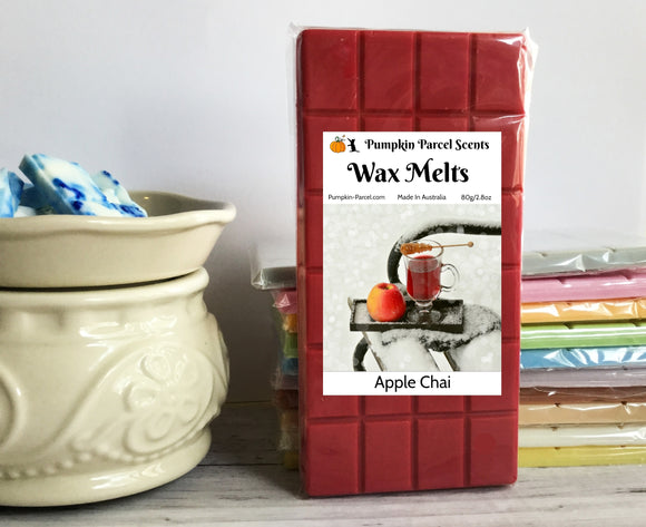 Apple Chai Wax Melts