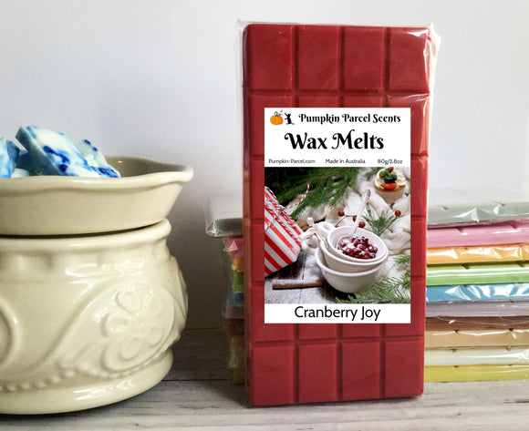 Cranberry Joy Wax Melts