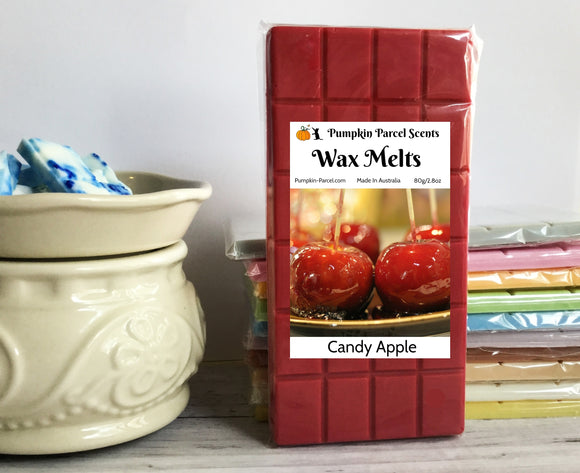 Candy Apple Wax Melts