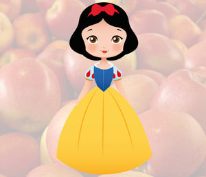 Princess Snow White Wax Melts