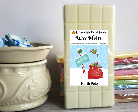 North Pole Wax Melts